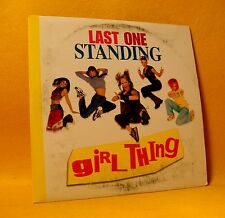 Cardsleeve Single CD Girl Thing Last One Standing 2TR 2000 House Pop