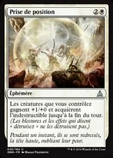 MTG Magic OGW - (x4) Make a Stand/Prise de position, French/VF