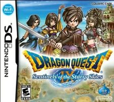 DRAGON QUEST IX (9) Sentinels of the Starry Skies (NDS Game)FREE US Shipping NEW