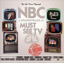 NBC: A Soundtrack of Must See TV by Original Soundtrack (CD, Dec-2003, TVT...