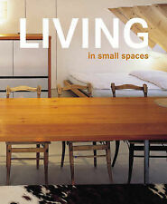 Living in Small Spaces NEW by Loft Publications Architecture Buildings Compact