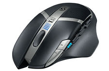 Logitech G602 Gaming Wireless Mouse with 250 Hour Battery 11 Programmable NEW
