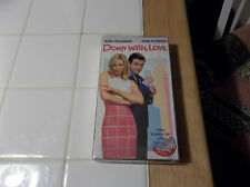 Down With Love (VHS, 2003)