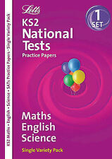 KS2 National Test Practice Papers English, Maths and Science: One Set