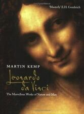 Leonardo Da Vinci : The Marvellous Works of Nature and Man by Martin Kemp...