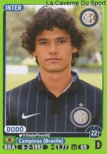 221 DODO BRAZIL INTER STICKER CALCIATORI 2015 PANINI