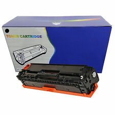 1 Black non-OEM 125A Toner for HP Color LaserJet CP1514N CP1217 CP1510 CP1514