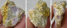 76.50ct 100% Natural Rough Rough Rare Fluorescent Hackmanite Specimen 15.30g