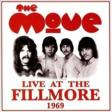 Live at the Fillmore 1969 * by The Move (CD, Feb-2012, 2 Discs, Right...