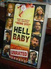 Mint! HELL BABY Unrated DVD Robb Corddry Rosemary's Exorcist Spoof TOM LENNON