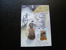 DANEMARK (iles feroe) - carte 1er jour 3/2/1986 (cy29) stamp denmark (A)