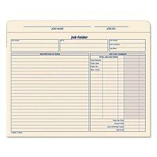 TOPS Jacket Style Job Folder - 3440