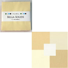 Moda BELLA SOLIDS Neutral Charm Pack