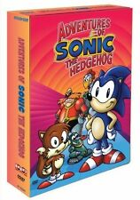 New: ADVENTURES OF SONIC THE HEDGEHOG - Vol. 1, Season 1 (4 Disc Box Set) DVD