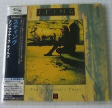 STING - Ten Summoner's Tales JAPAN SHM MINI LP CD OBI NEU RAR UICY-94308 POLICE