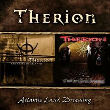 THERION atlantis lucid dreaming CD REMASTERED SERIES