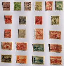 ANTIQUE RARE COLLECTIBLE SET OF AUSTRALIA POSTAGE STAMPS