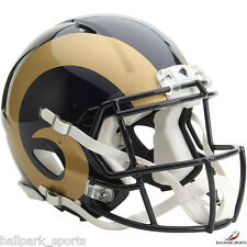 ST LOUIS LOS ANGELES RAMS -Riddell Full-Size Speed Authentic Helmet