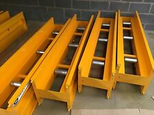 Conveyor System designed for the basement excavation, 20 meters long