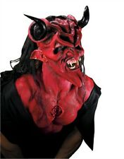 Reel FX Red Devil Theater Quality Make Up Costume Mask