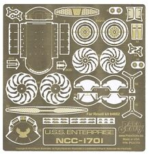 Paragrafix PGX174 1/500 star trek 2009 uss enterprise photoetch set-uk stock