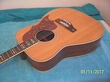 1969 Yamaha FG300 Red Label Acoustic guitar Very Good Condition FG-300 MI JAPAN
