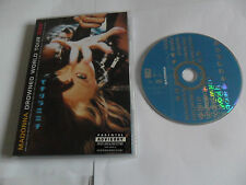 MADONNA - Drowned World Tour (DVD  2001) Region 2,3,4,5,6