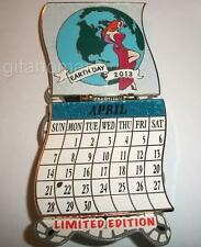Disney Soda Fountain DSF Jessica Rabbit Calendar 2013 April Surprise Release Pin