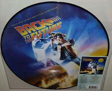 "VA BACK TO THE FUTURE LIMITED EDITION 12"" VINYL PICTURE DISC (2015 RELEASE)"