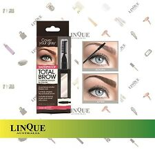 Cover Your Gray Total Brow Hair Eyebrow Sealer Colour Waterproof Dark Brown 10g
