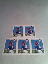 *****Jack Smith*****  Lot of 29 cards.....2 DIFFERENT / Baseball