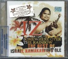 ISRAEL IZ KAMAKAWIWO'OLE SOMEWHERE OVER THE RAINBOW CD