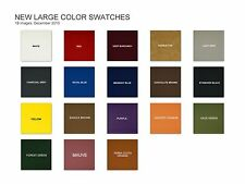 Yamaha Timberwolf Seat Cover 250  in 25 COLORS & 2-TONE OPTIONS  (ST)