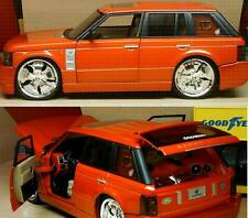 1:20 Range Rover Sport  Droopstars Tuning car NOT a  1/18 - Hot Wheels - 3L 050