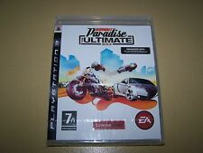 Burnout PARADISE-THE ULTIMATE BOX (ps3) ** NUOVO E SIGILLATO **
