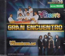 Los Freddys & Los Terricolas Exitos Originales 20 CD New Nuevo Sealed