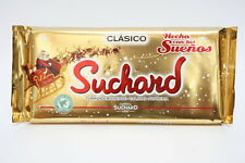 Suchard Classic Chocolate Crunchy Turron Nougat Supreme Quality 260g Christmas