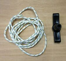 LawnMower Strimmer Chainsaw Replacement Pull Cord Starter Handle lawn mower