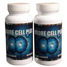 2 Bottles - Madre Cell Plus Tratamiento para Bioxcell Celulas Madres