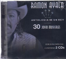 CD - Ramon Ayala NEW Antologia De Un Rey 2 CD - FAST SHIPPING !