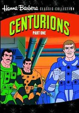 CENTURIONS : PART ONE (Hanna Barbera) Animation  Region Free DVD - Sealed