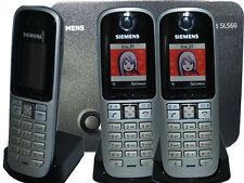 TRIO Siemens Gigaset S3 S680H Professional DECT TELEFON 3xMobilteil+Ladeschale