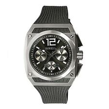 BNP TW0691 Breil Gear Gents Chronograph Rubber Strap Watch