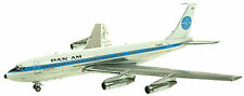 INFLIGHT 200 if7200816p 1/200 Pan Am Boeing 720-023b n785pa lucido con supporto