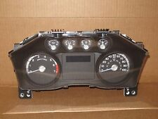 2012 12 Ford F250 F350 Super Duty Truck 6.2L Engine Speedometer Cluster