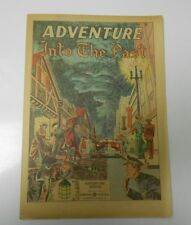 1949 ADVENTURE INTO THE PAST Give-Away PROMO VF/NM General Electric GE