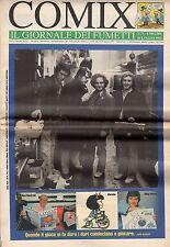 riviste fumetti- COMIX IL GIORNALE DEI FUMETTI Anno 1993 Numero 71
