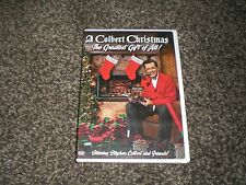 A Colbert Christmas: The Greatest Gift of All Brand New!! Free Shipping!!
