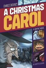 A Christmas Carol Graphic Revolve: Common Core Editions