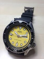 Orologio Automatico  Seiko 7s26 Day_ date Scuba Diver's Mm 42 W.r.200 Mt Watch